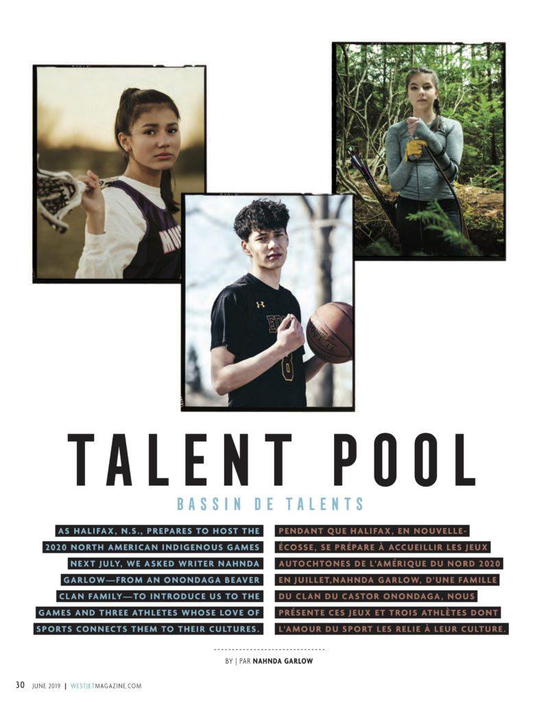 Talent Pool - Alberta Magazine Publishers Association